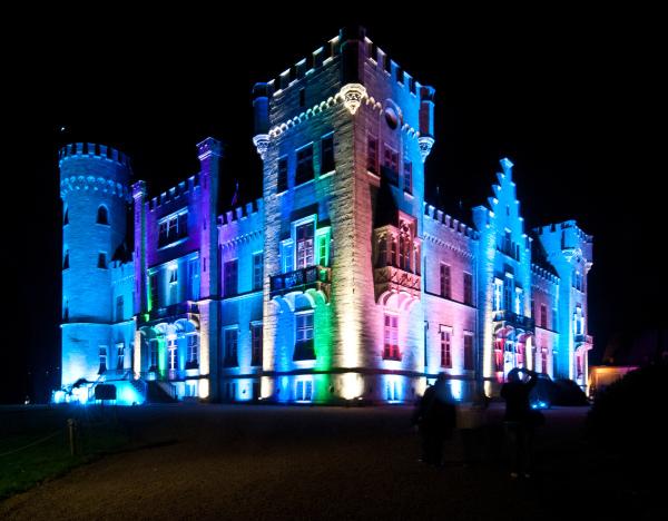Lichterzauber am Jagdschloss 2
