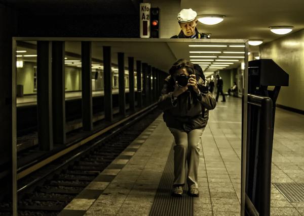 Bahnsteig 1