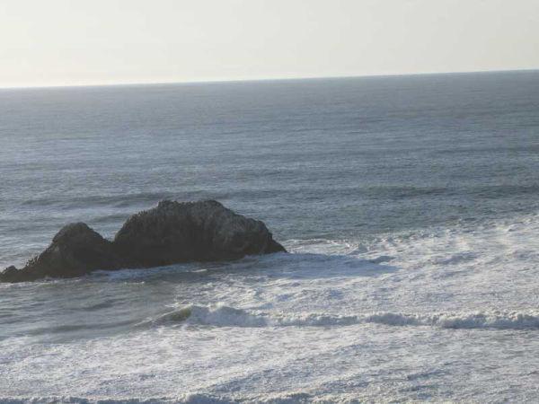Seal Rock at Ocean Beach