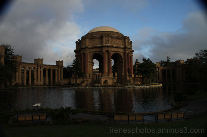 Palace of Fine Arts #2