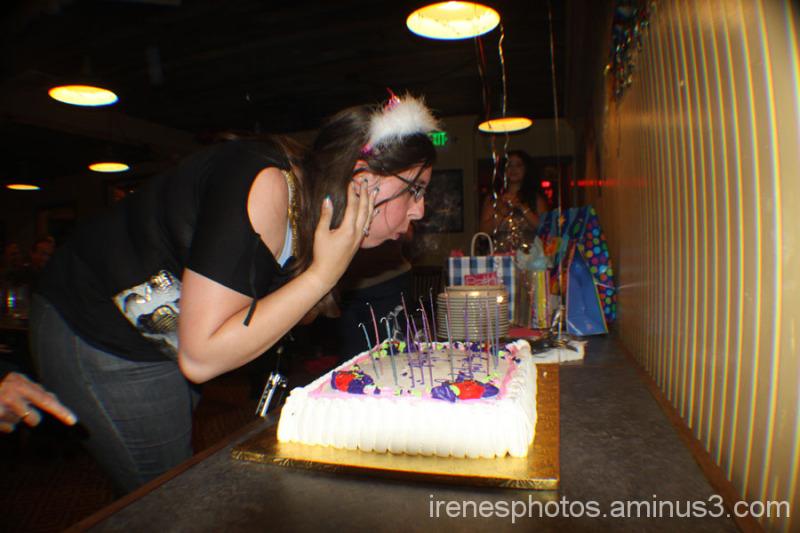 Twenty-first Birthday Party !!