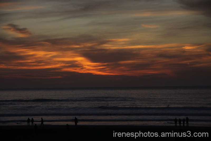 Sunset @ Ocean Beach 1/2