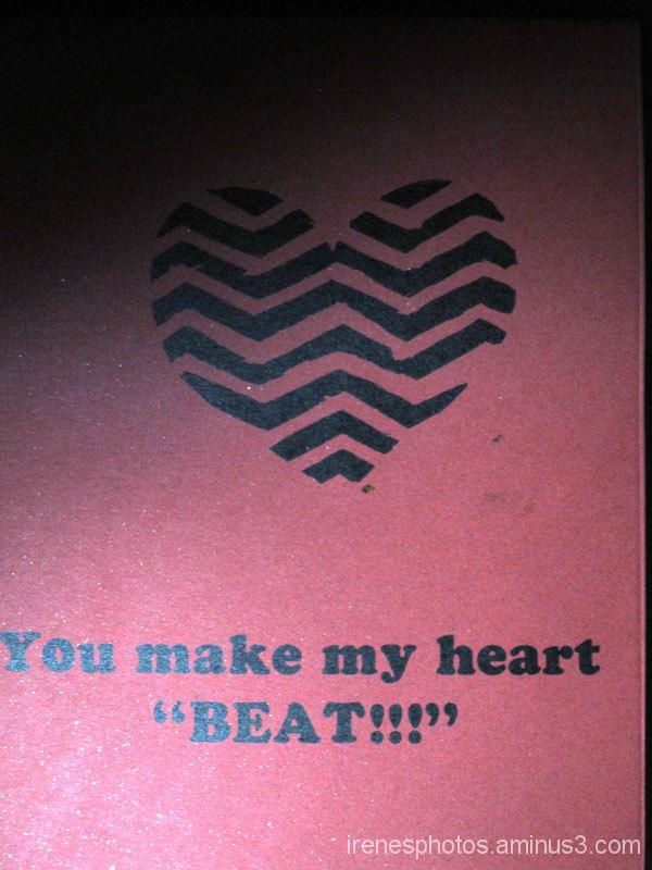 Belated Valentine's Wishes
