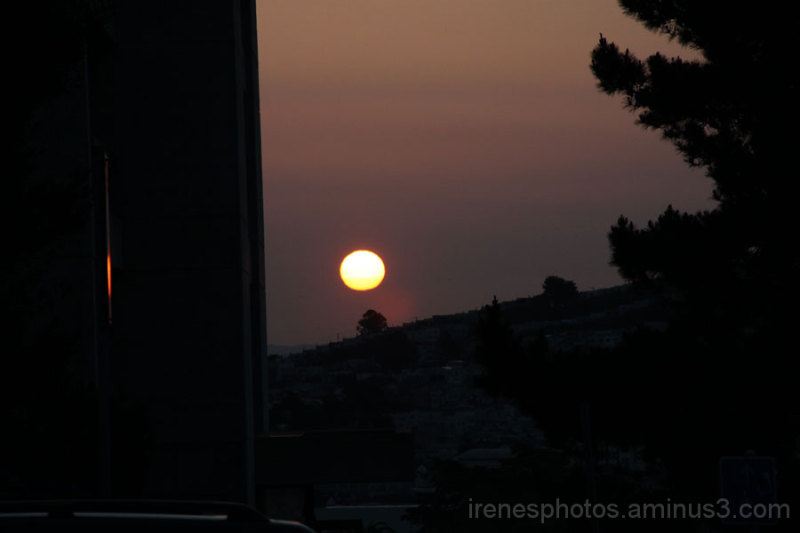 Sunrise on March 22, 2013  #1 of 3