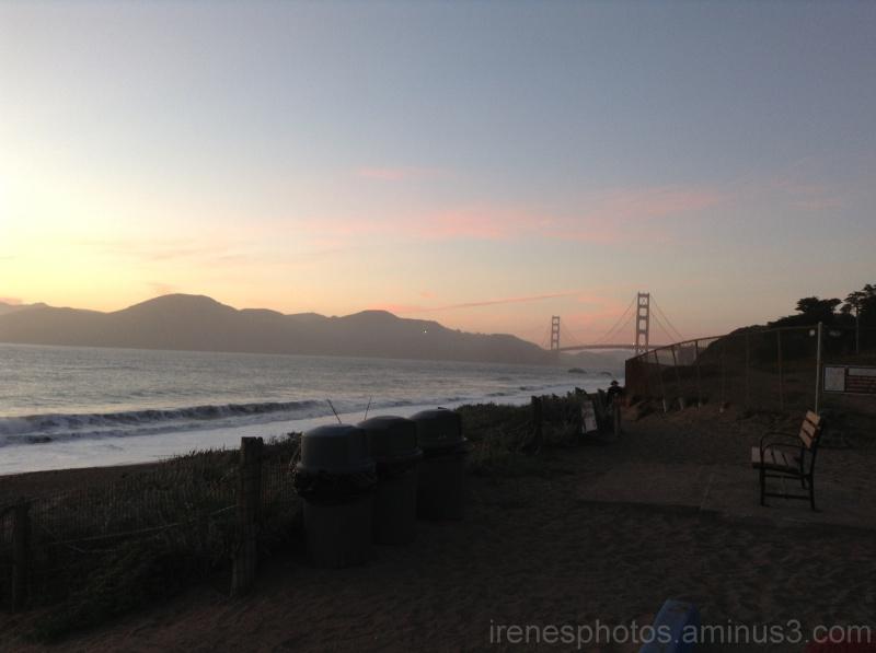 Golden Gate Bridge on May 31, 2013