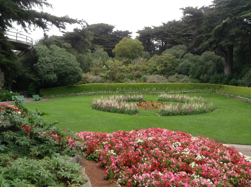 Queen Wilhelmina Garden (Flowers #2)