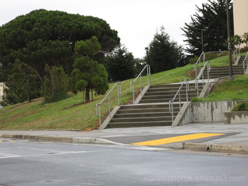 Steps to Cloud Hall