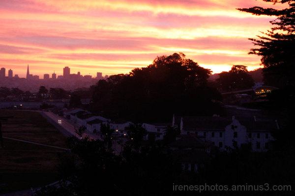 Sunrise #2 01/06/14