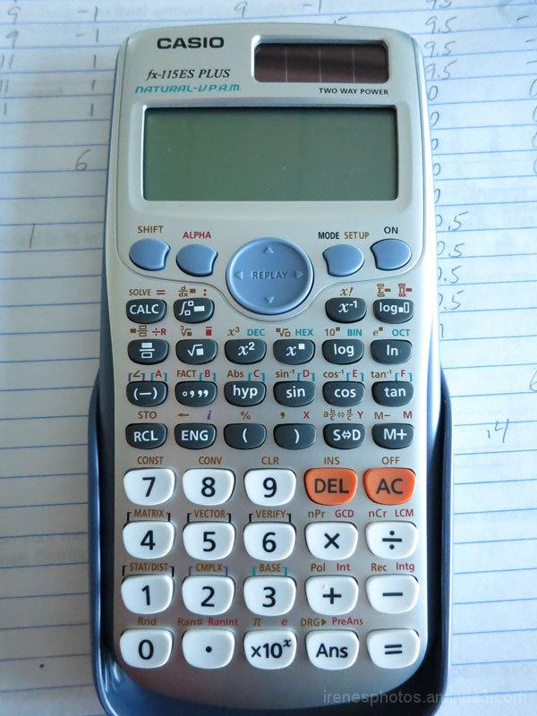 My Other Calculator For Class