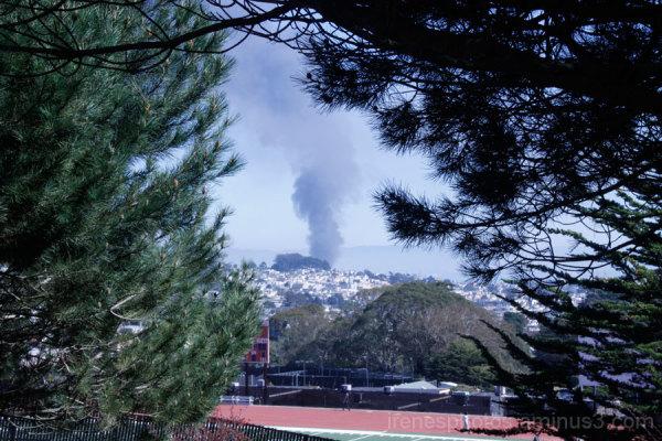 Smoke Over Yonder