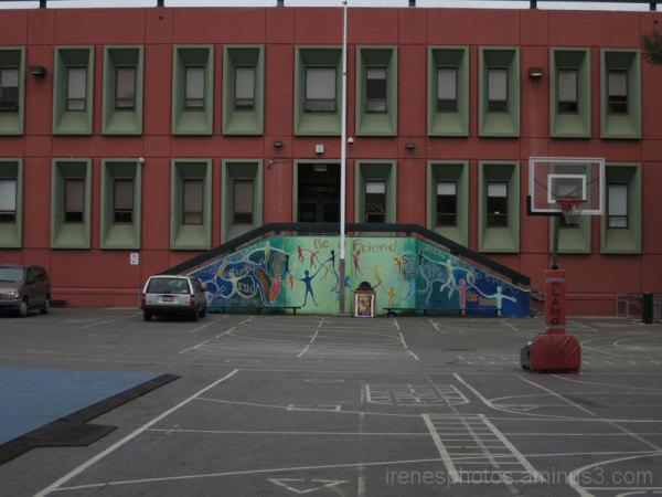 Elementary School Yard 1