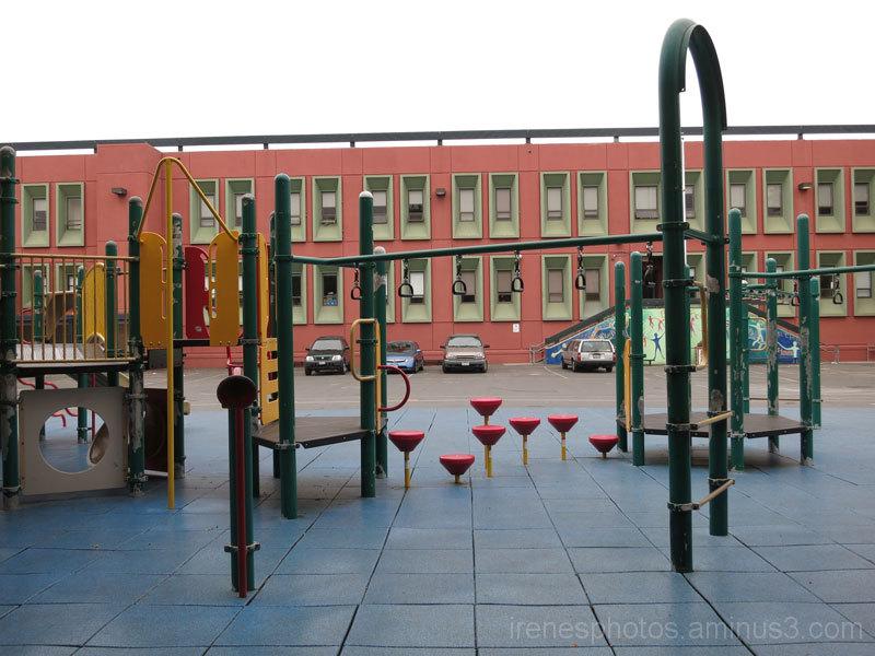 Elementary School Yard 4