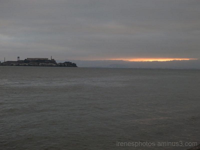 Alcatraz and Nice Light