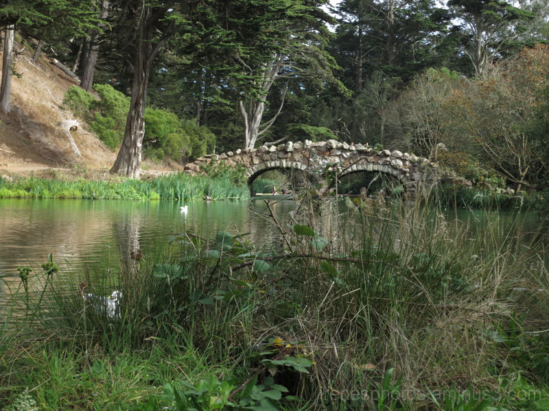 Stow Lake on October 19, 2014 #5