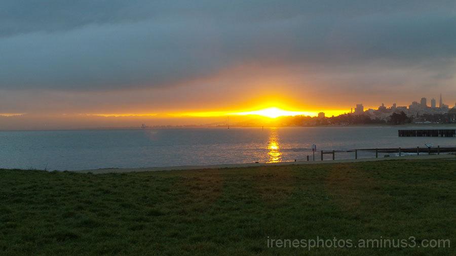 Sunrise on 3/24/15