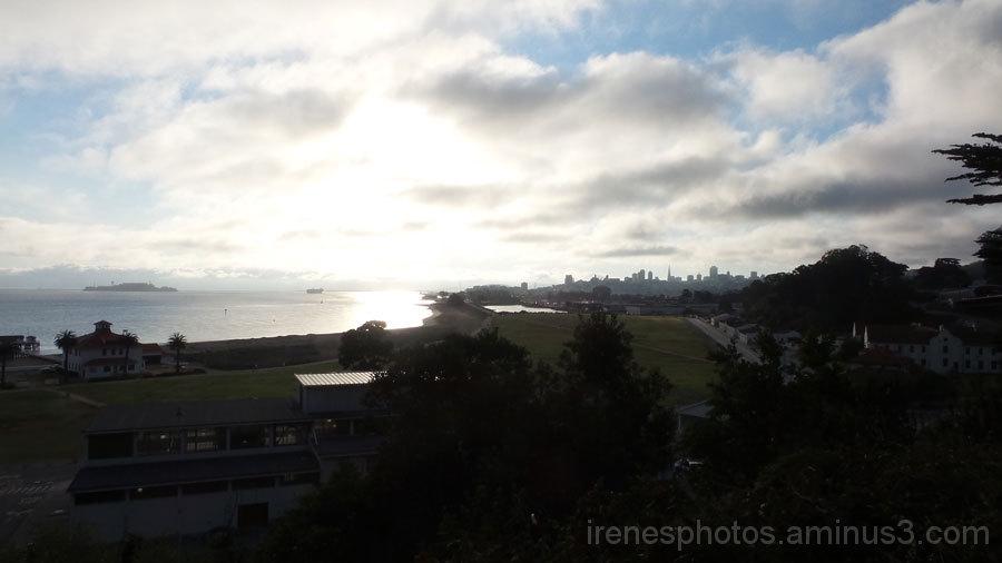 Sunrise on 08/05/15
