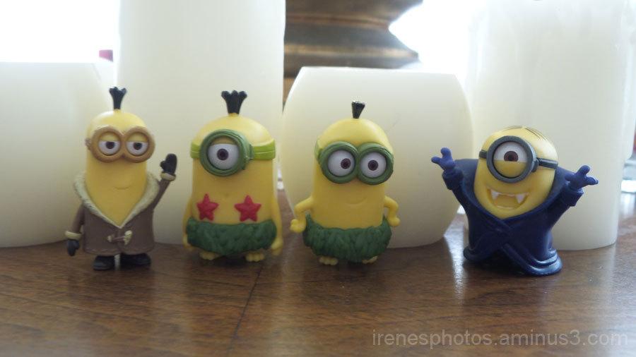 Expanding Minion Collection