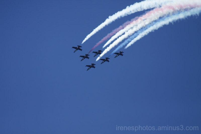 Fleet Week: Patriots Flying #2