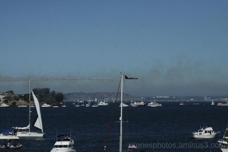 Fleet Week: Patriots Flying #4