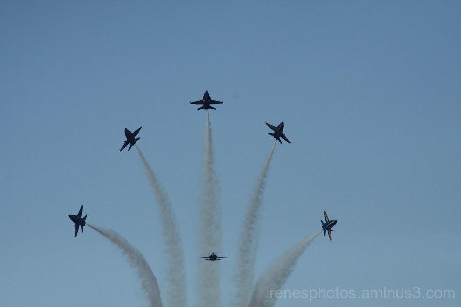 Fleet Week: Blue Angels #16