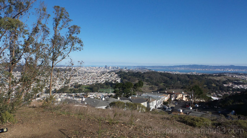 View From San Bruno Mountain