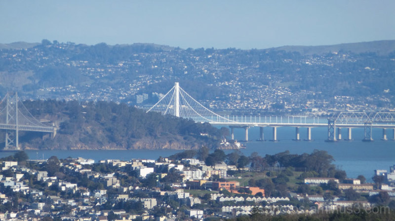 View From San Bruno Mountain #2