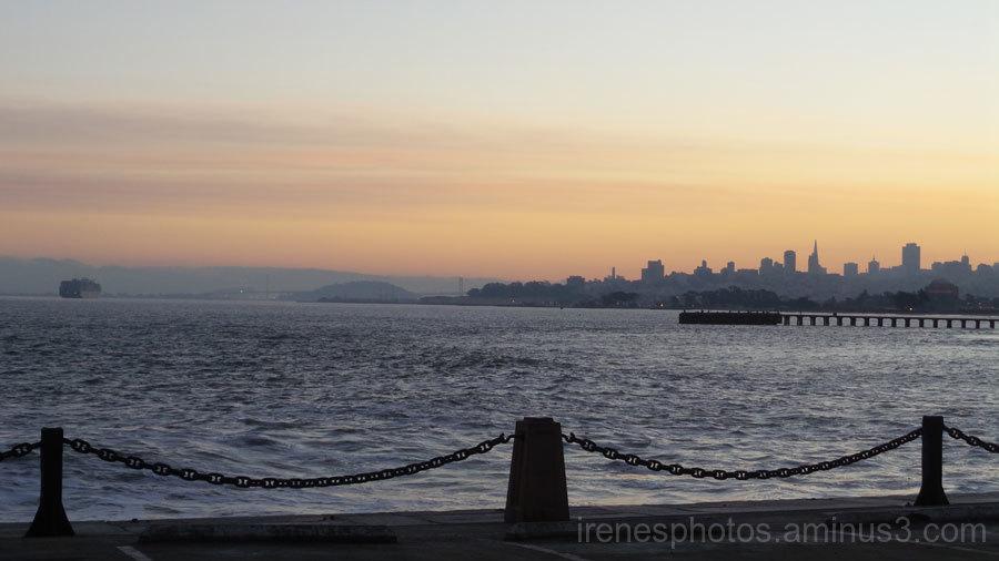 Sunrise on 1.12.16