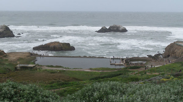 Near the Cliff House