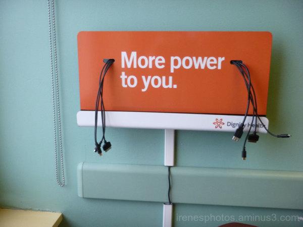 Need Power? - ST