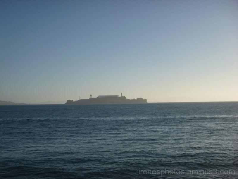 Alcatraz No Fog