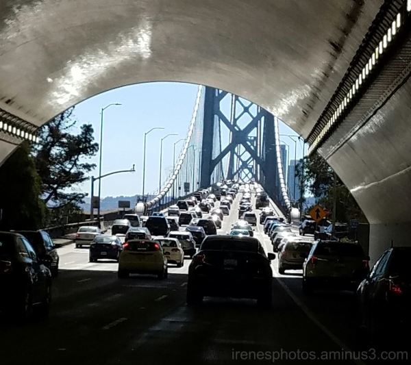 Saturday Afternoon Traffic