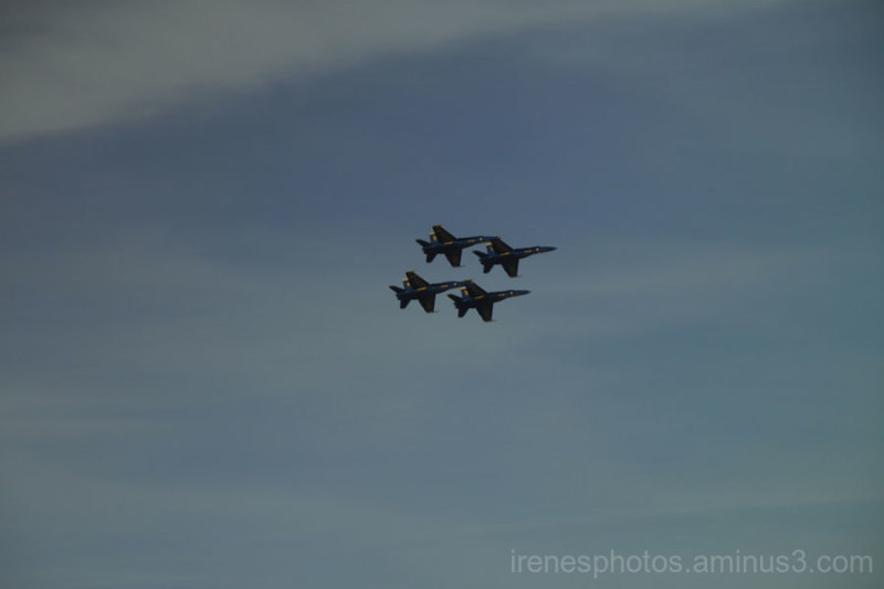 Blue Angels - 10.07.16 #3