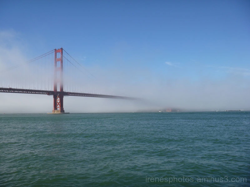 South Tower of Golden Gate Bridge #3