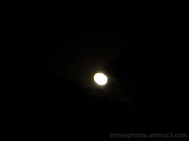 Full Moon on November 14, 2016