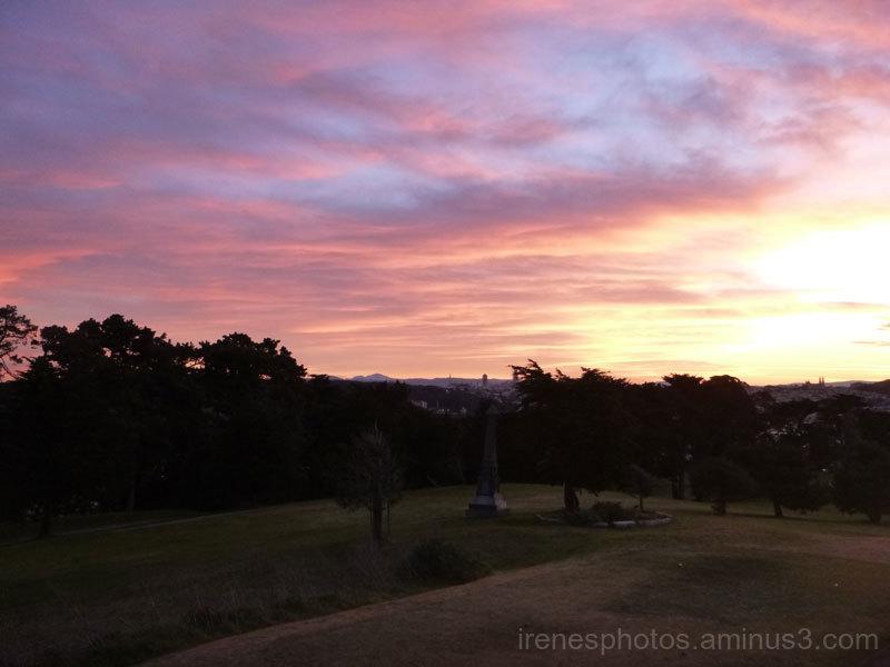 Sunrise on 01.06.17