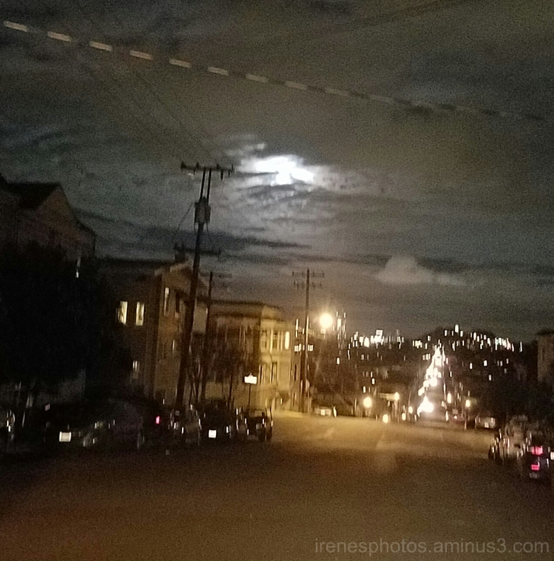 Full Moon on 01.12.2017