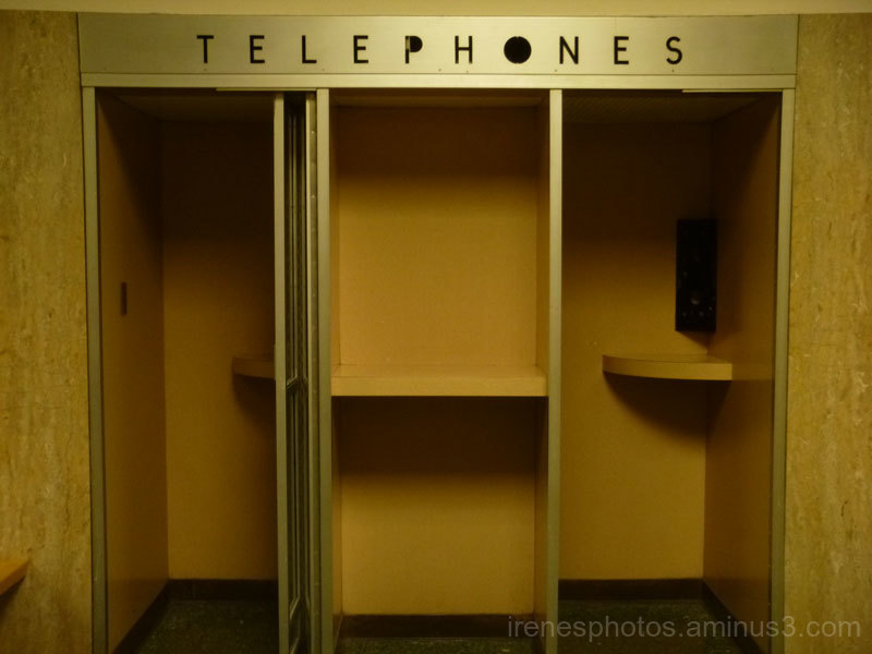 Telephone Booth - ST