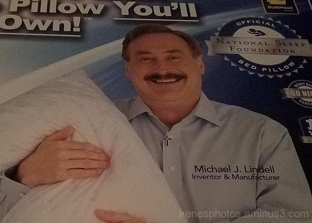 """My Pillow"""