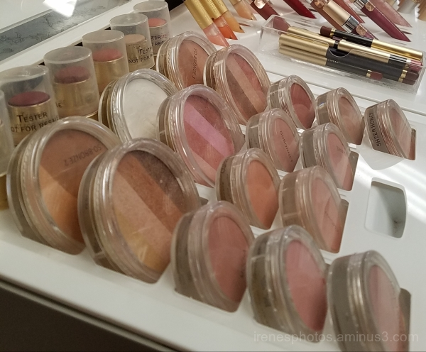 Jane Iredale Make Up - 4.22.2017