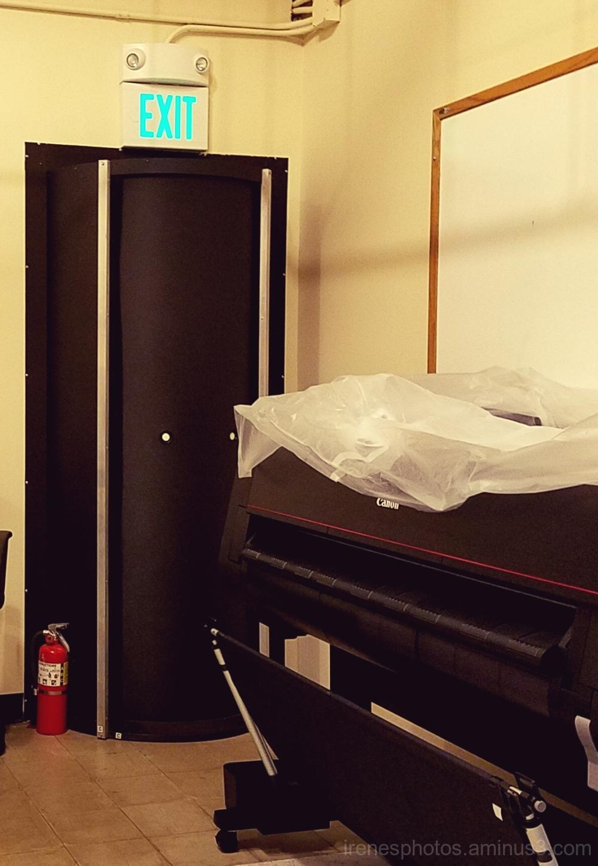 Printing Room #3