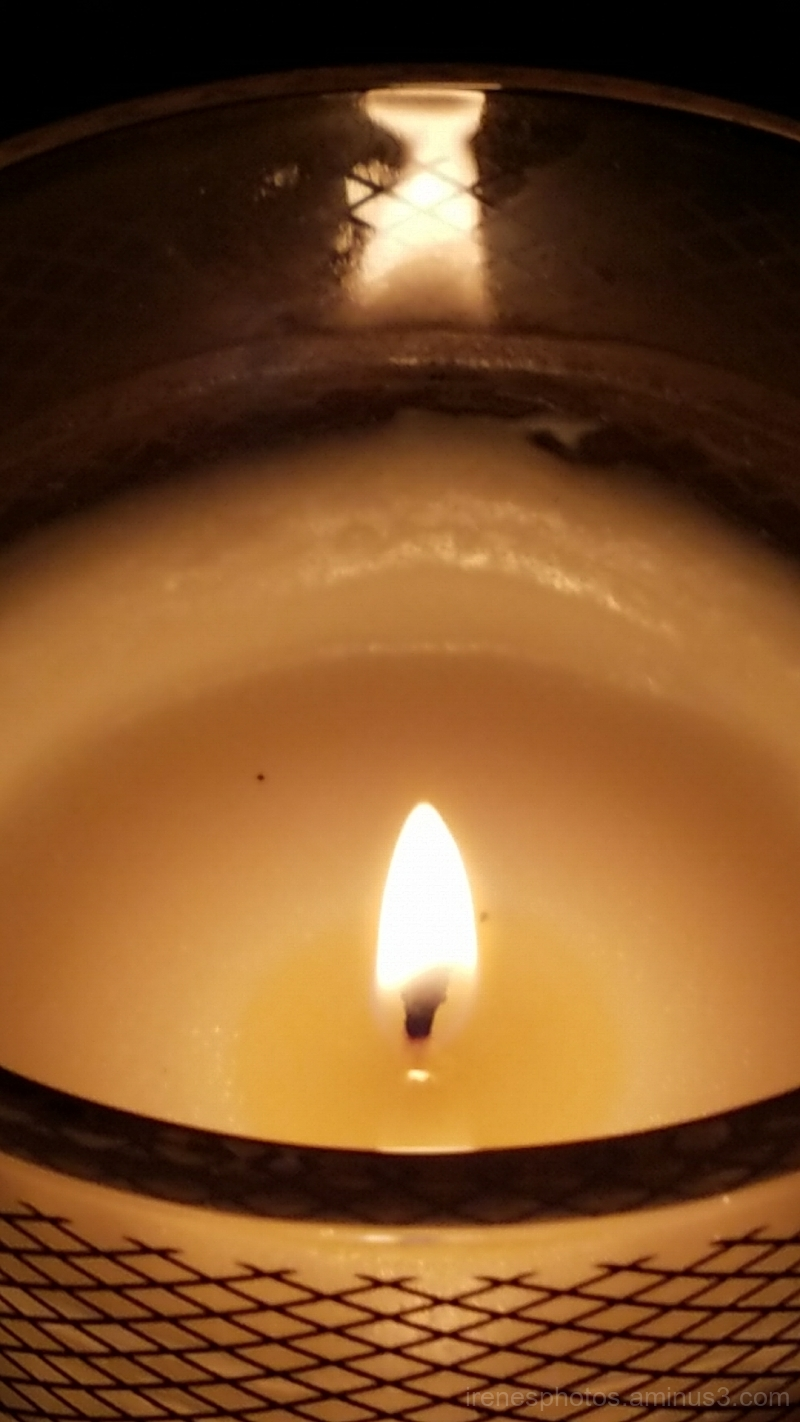 Candle Flame on 05.22.2017