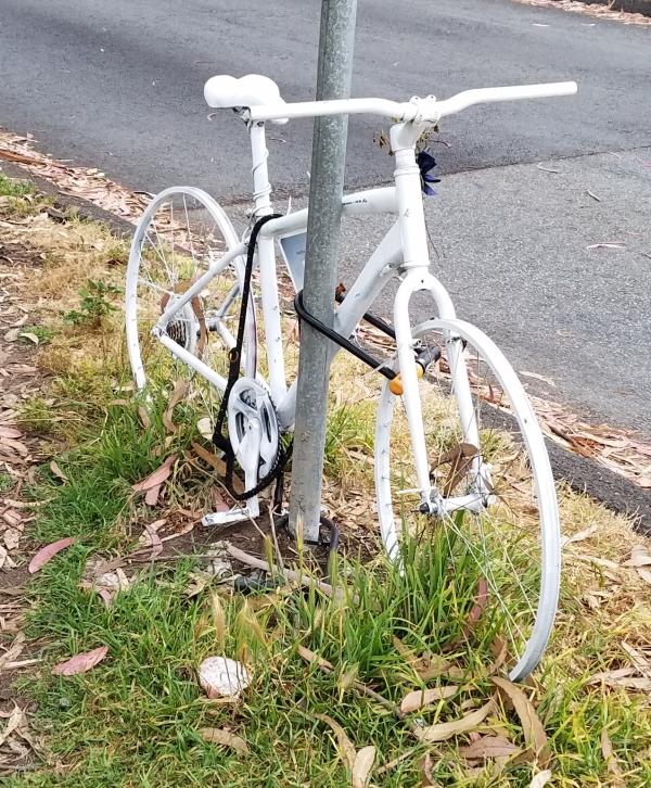 Ghost Bike #3