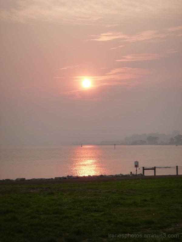 Sunrise on 09.04.2017