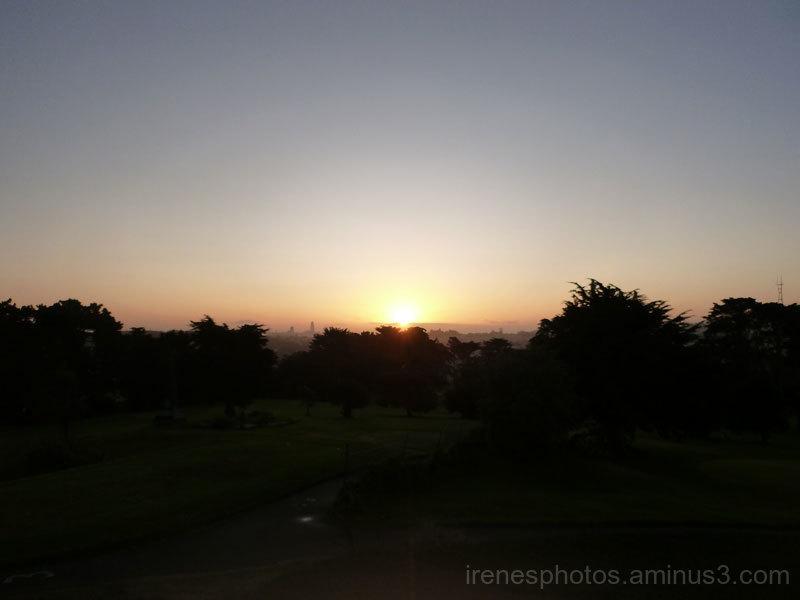 Sunrise on 10.03.2017