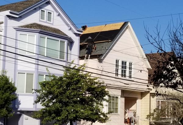 Roof Work #2