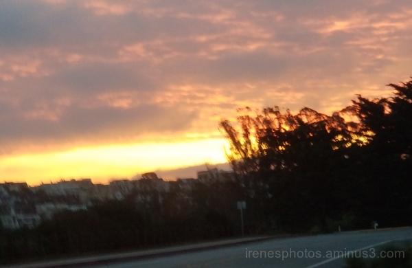 Sunrise on 01.27.2018