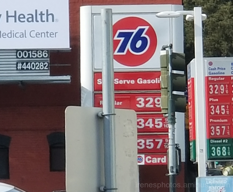 Price of Gas #2