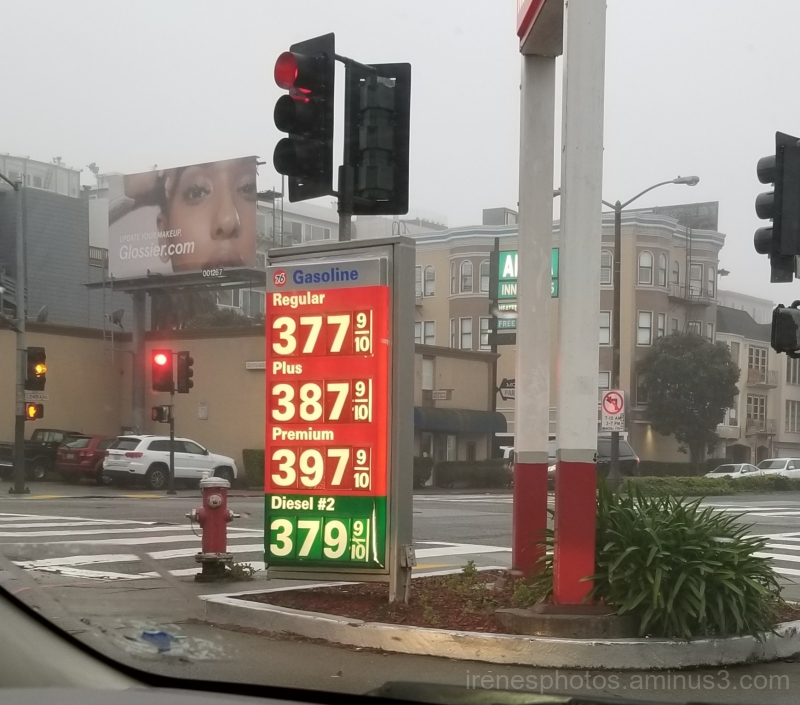 Some of Our Gas Prices