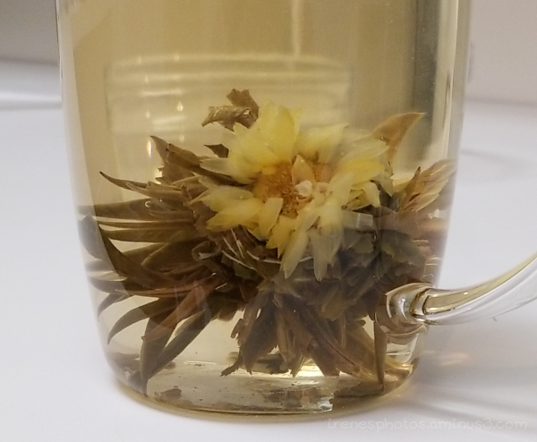 White Bloom Tea