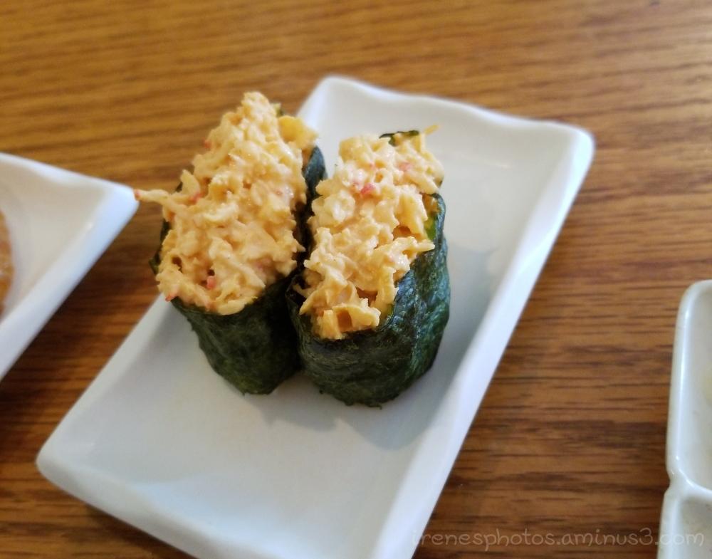 Sushi on 08.22.2018